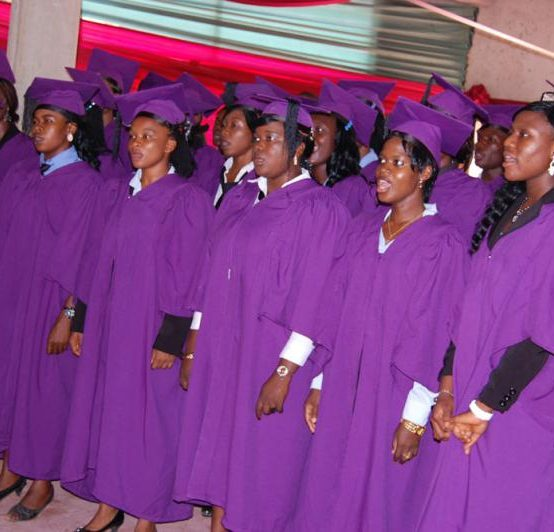 2019/2020 UNDERGRADUATES & POSTULANTS MATRICULATION CEREMONY WILL BE COMING UP ON FRIDAY 27TH MARCH, 2020.