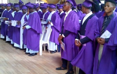 2018/2019 MATRICULATION CEREMONY