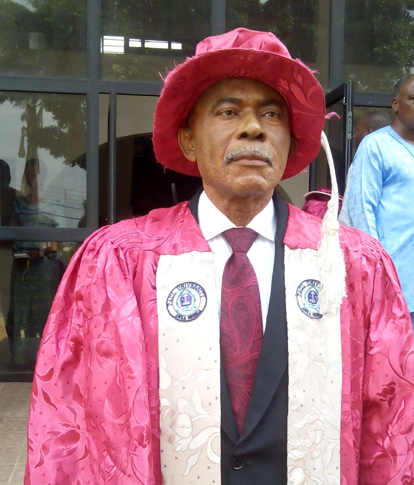 AN ADDRESS BY THE PRO-CHANCELLOR AND CHAIRMAN OF THE GOVERNING COUNCIL ON THE ON THE OCCASION OF THE 9TH MATRICULATION CEREMONY ON THURSDAY MARCH 07, 2019