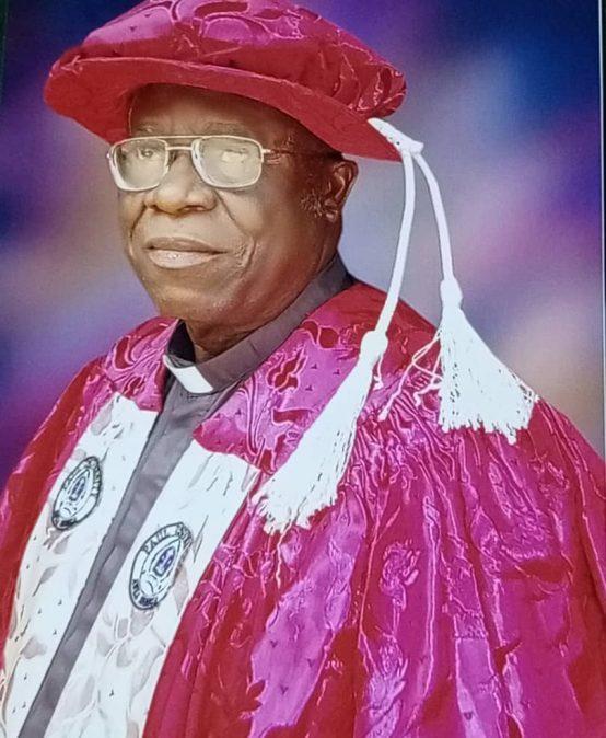 Ag. VC Prof. Obiora Nwosu